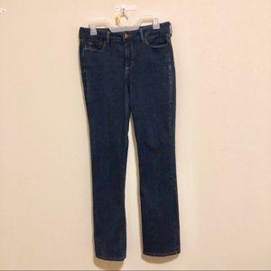 NYDJ Jeans - NYDJ Marilyn straight size 10